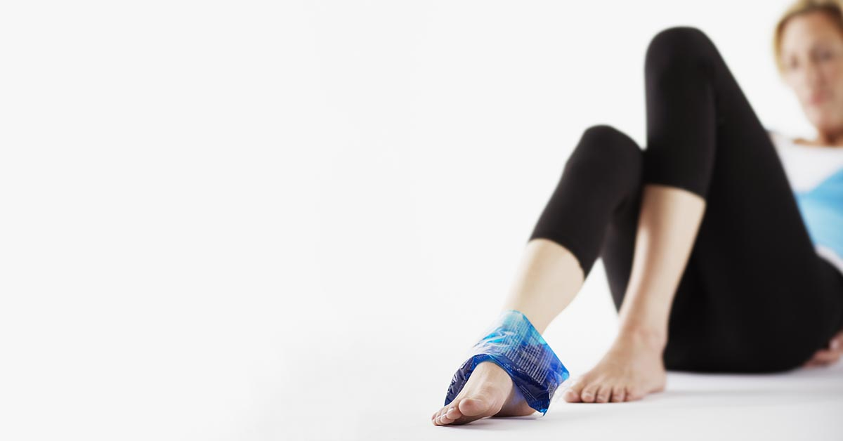 Schaumburg natural ankle sprain treatment