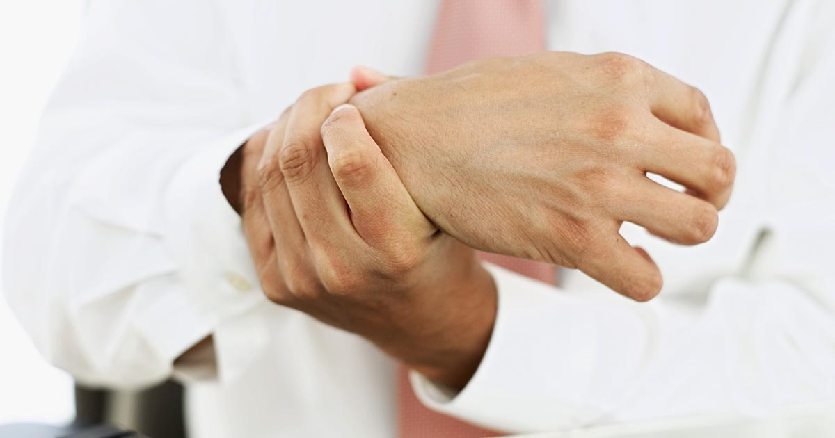 Schaumburg natural carpal tunnel treatment